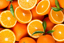 Slices Of Citrus Fruits - Oran...