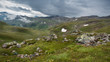 Beautiful landscape in Hohe Tauern Nationalpark, Austria