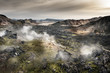 Iceland, South West, Landmannalaugar, Landscape highland