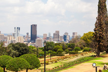The City Of Pretoria, South Africa.