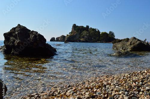 Spoed Foto op Canvas Mediterraans Europa isola bella