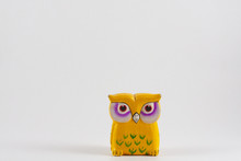 Owl Toy Wood Cute