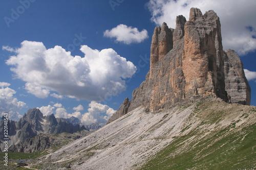 Photo  Dolomiti, Tre Cime di Lavaredo