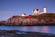 Nubble Lighthouse, Cape Neddic...