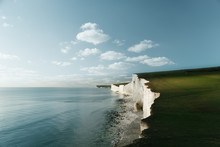 White Cliffs, Dover England, S...