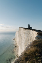 Lighthouse, White Cliffs, Dove...