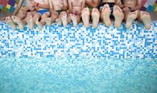 Group Of People Legs