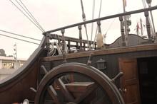 Wheel Of Pirate Ship