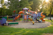 Playground At The Park