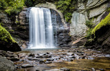Looking Glass Falls in Pisgah Forest, NC.tif