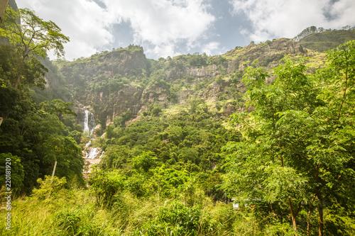 Foto op Canvas Pistache ShriLanka landscape