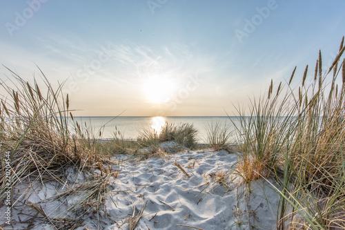 Foto op Plexiglas Noordzee meerblick