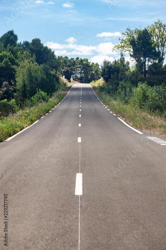 Fotografía  Route voyage on the road again 2