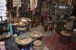 canvas print picture - Souk in Oman