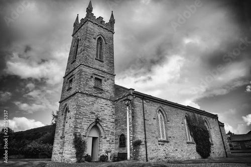 Foto op Plexiglas New York TAXI Fahan Presbyterian Church, Co Donegal, Ireland