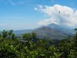 Landschaft Vulkan Gunung B atur, Bali, Indonesien, Asien