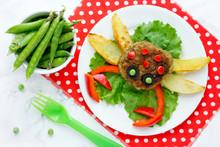 Food Art Idea For Kids Lunch -...