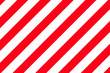red warning stripes graphic