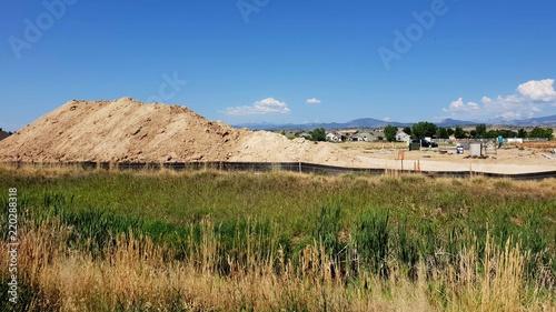 Fotografia, Obraz  Construction Project
