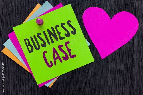 Text sign showing business case conceptual photo proposition text sign showing business case conceptual photo proposition undertaking verbal presentation new task papers romantic colourmoves