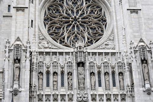 Fotografie, Obraz  Cathedral Sculpture