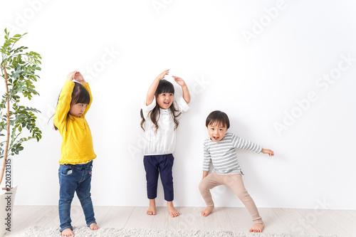 Fotografia  笑顔で遊ぶ子ども