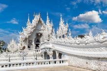 White Temple (Wat Rong Khun) In Chiang Rai