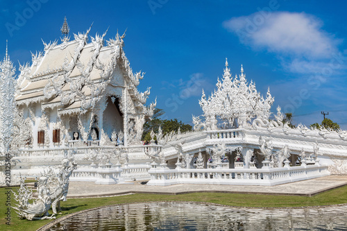 Foto  White Temple (Wat Rong Khun) in Chiang Rai