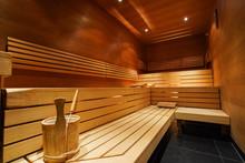 Sauna Warm Image