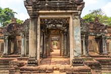 Banteay Samre Temple In Angkor...