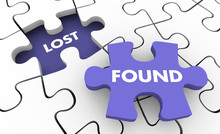 Lost And Found Searching Findi...