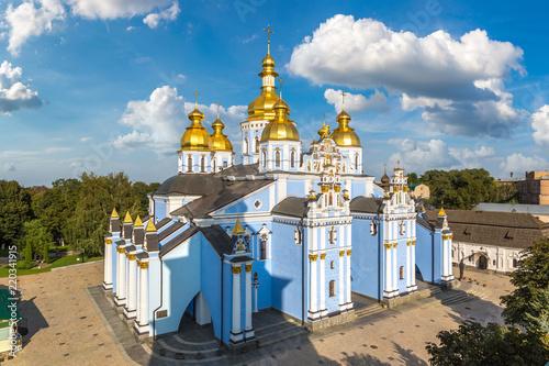 Foto op Plexiglas Kiev Saint Michael Monastery in Kiev