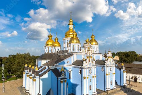 Saint Michael Monastery in Kiev
