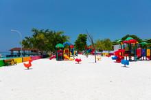 Colourful Childrens Playground...