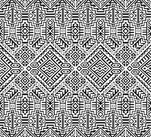 Simmetric Seamless Pattern In ...
