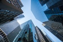 Hochhäuser Und Büros In N
