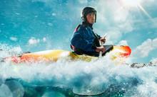 Whitewater Kayaking, Extreme K...