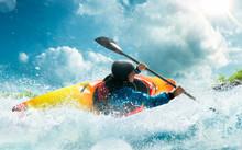 Whitewater Kayaking, Extreme Kayaking