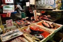 香港 魚市場