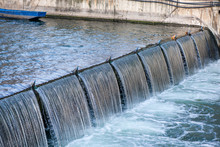 Regulated Water Flow Of And Ir...