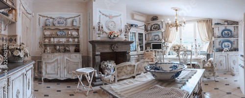 Fotografie, Obraz  abitazione di lusso