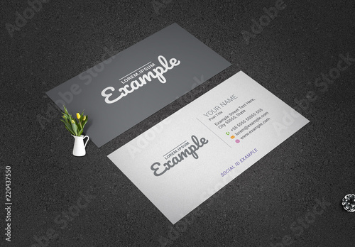 Grayscale business card layout buy this stock template and explore grayscale business card layout accmission Images