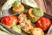 Légumes Du Soleil Farcis (via...