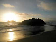 Sunsets Over Seal Rock