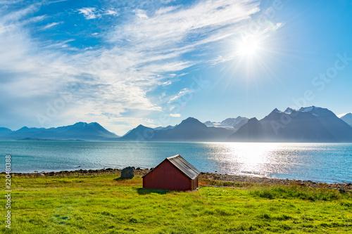 Staande foto Noord Europa Norvegia