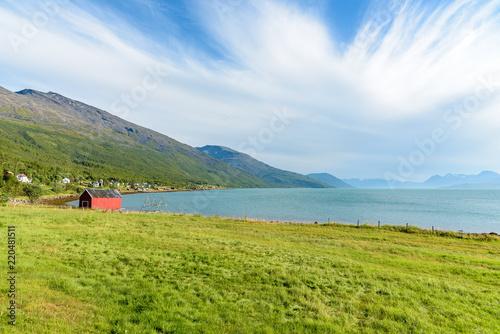 Keuken foto achterwand Noord Europa Panorama Norvegia