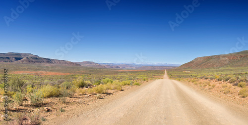 Spoed Foto op Canvas Beige Northern Cape Landscape