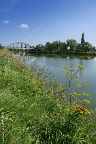 Fotografie, Obraz  Canal du Pas de Calais