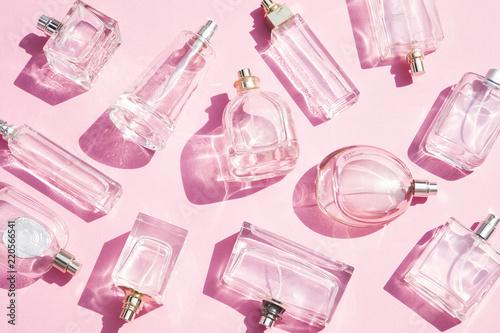 Fototapeta Perfume background obraz