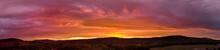 Panorama Flamboyant Sur Un Cou...